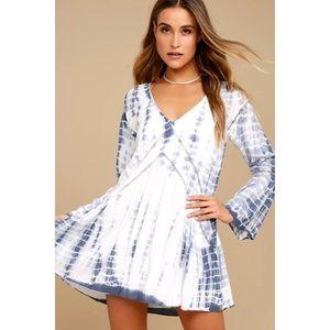 Lulu's Amuse Society Topaz Dress Size Small NWT